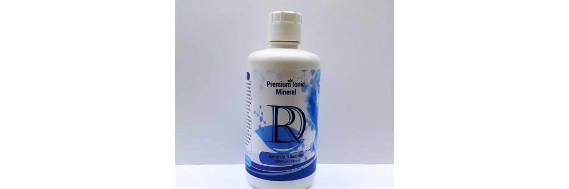 Premium Ionic Minerals